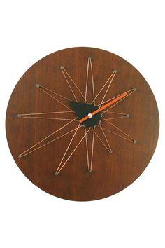 Horloge en fils