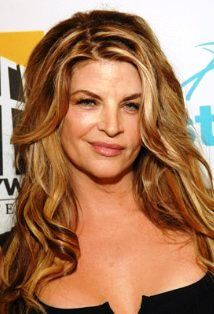 """Kirstie Alley: That certain kind of rough look on a """"trailer park mama"""" has always appealed to me... Kirstie Alley has always been beautiful (even when she was really heavy)... except when she moves her lips... opens her mouth... and starts talking... any illusion of femininity is gone... all those crooked bottom teeth (with the money she has - and no dental plan)... the coarse and raspy smokers voice... rather odd facial expressions... and the trailer park enunciation of almost every…"""