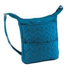 Lug Compass Cross body in Ocean Blue! Compass, Drawstring Backpack, Pouch, Backpacks, Shoulder, Blue, Cross Body, Ocean, Sachets