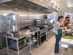 Commercial Kitchen For Basement Of Farm House To Prep All Of Our Simple How To Design A Restaurant Kitchen Inspiration Design