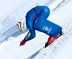 Best Results of the Season So Far for British Speed Skier World Cup Skiing, Number Six, Ski Jumping, World Cup Final, Sports Training, Training Plan, Winter Sports, Hunter Boots, Funny Ski