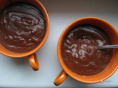 Základný recept na domáci puding (vegan, bezlepkový)
