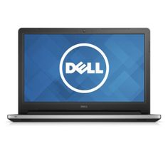 Dell Inspiron i5559-1348SLV 15.6 Inch Touchscreen Laptop (Intel Core i3, 4 GB RAM, 500 GB HDD, Silver Matte) Intel Real Sense, 2016 Amazon Most Gifted Outlet  #Electronics