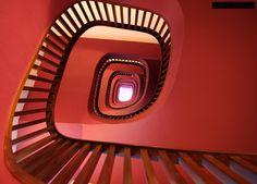 Barcelona Stairway II by Philipp D.