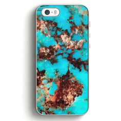 Turquoise Stone iPhone 5|5S Case | Aneend