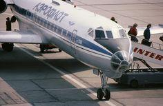 CCCP-65085 Tu-134A Aeroflot by ChrisChen76