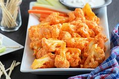 Tasty Kitchen Blog Cauliflower Buffalo Wings 10 by Ree Drummond / The Pioneer Woman