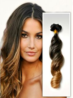 Remy Celebrity Indian Curly Ombre 2 Dark Brown, 27 Golden Blonde 4 0z Weft  This Hair begs to be touched... It's medium weight, smooth, medium to low shine ,and blends so evenly with many hair types.  Get it here; http://remycelebrityhair.com/products/remy-celebrity-indian-curly-ombre-2-dark-brown-27-golden-blonde-4-0z-weft