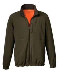 Fleece-Wendejacke (orange) von Parforce - Jacken - Jagdbekleidung für Herren - Jagdbekleidung Online Shop - Frankonia.de