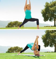 Lose Up To 13 Pounds In 6 Weeks With This Yoga Plan