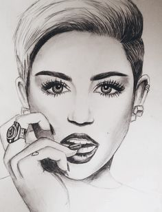 1000+ images about drawing inspo on Pinterest | Miley ...