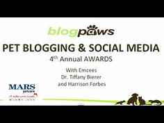 BlogPaws 2015 Nose-to-Nose Award Goes To ... - BlogPaws
