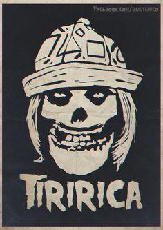 #Misfits #punkrock #Tiririca