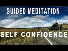 Guided meditation for self confidence, self esteem, positivity and sleep - YouTube