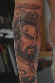 Japanese tattoo designs - Browse our full Japanese tattoo gallery (www.tattoos.net/japanese-tattoos/) or read our Japanese tattoo meaning article (www.tattoos.net/articles/tattoo-meanings/japanese-tattoo-...) - All tattoo designs are property of thei