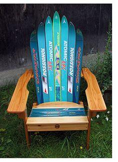 How to Recycle Your Skis | How to Buy a Ski Chair | SKI Magazine