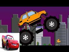 HOẠT HÌNH Ô TÔ ✪✪✪ Chiếc Xe TẢI NỔI ĐIÊN đè bẹp các xe khác. Hoạt hình dành cho trẻ em kích thích tư duy học tập mỗi ngày hoàn thiện hơn. Cùng xem với bé để thấy bé phát triển mỗi ngày nhé!