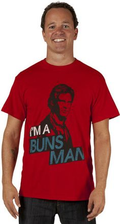Buns Man Han Solo Shirt – 80sTees.com, Inc. For May the 4th!!!