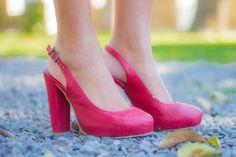 Zapatos rojos, Studio F. www.estesmilook.com