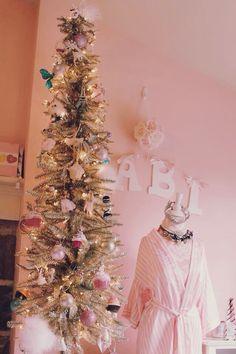 my Christmas tee ♡