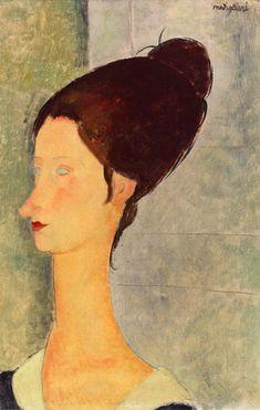 amedeo clemente modigliani(1884-1920) ▓█▓▒░▒▓█▓▒░▒▓█▓▒░▒▓█▓ Gᴀʙʏ﹣Fᴇ́ᴇʀɪᴇ ﹕☞ http://www.alittlemarket.com/boutique/gaby_feerie-132444.html ══════════════════════ ♥ Bɪᴊᴏᴜx ᴀ̀ ᴛʜᴇ̀ᴍᴇs ☞ https://fr.pinterest.com/JeanfbJf/P00-les-bijoux-en-tableau/ ▓█▓▒░▒▓█▓▒░▒▓█▓▒░▒▓█▓