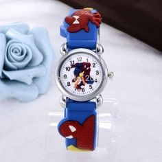 Item Type: Quartz Wristwatches Case Shape: Round Band Width: Style: Fashion & Casual Model Number: spiderman watch Clasp Type: Buckle Case Material: Alloy Band Length: Boxes & Cases Material: No package Brand Name: SOXY Movement: Quartz Feature: Hello Kitty Cartoon, Baby Cartoon, Cartoon Kids, 3d Cartoon, Boys Watches, Sport Watches, Children's Watches, Birthday Gifts For Boys, Gifts For Kids