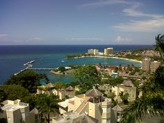 Columbus Heights, Ocho Rios, Jamaica *August 2012*