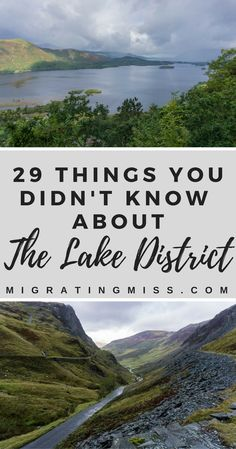 29 Things You Didn't Know About the Lake District. England - What you need to know about visiting the Lake District before you go! Places To Travel, Travel Destinations, Places To Visit, Travel Stuff, Singles Holidays, Single Travel, England And Scotland, Europe, English Countryside