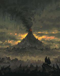BROTHERTEDD.COM - pixalry: Gorgoroth - Created by Reza Afshar You...