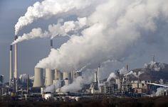 Reducir gases de efecto invernadero, única solución contra cambio climático