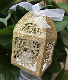 Candy Gift Box, Paper Gift Box, Candy Gifts, Paper Gifts, Candy Boxes, Paper Boxes, Gold Wedding Favors, Wedding Favor Boxes, Wedding Favors For Guests