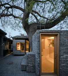 ZAO/standardarchitecture embarked on the Micro Hutong Renewal project to highlight the potential in hutong neighbourhoods which are gradually being demolished.