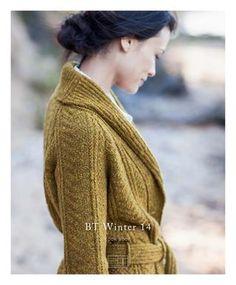 @Brooklyn Tweed Winter 14 Knitting Lookbook #GetLostOnIssuu