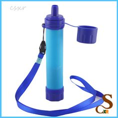 Survival Water Filter Straw 0.01 micron ultrafil membrane Work Life 1500L Straw portable filter