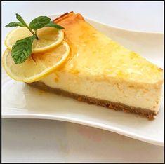 mezederyası: Limonlu Cheesecake