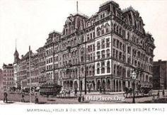 Marshall Field Retail Store