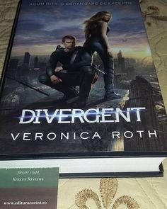 Divergent, de Veronica Roth – recenzie