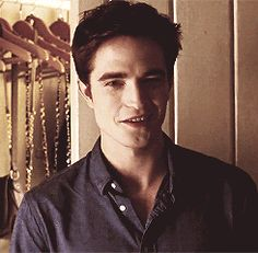 Breaking Dawn part 2 ~ Edward gif laugh
