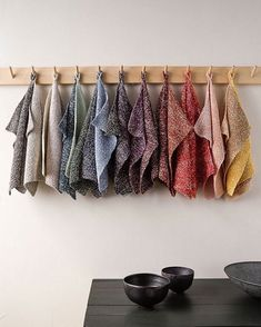 Our Pebble Dishcloths in Lantern illuminate the kitchen with sparks of color and beauty! A single-color block of garter stitch with an…