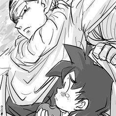 Piccolo and Gohan「ツイッタログDB詰め 3」/「ミイコ」の漫画 [pixiv]