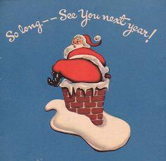 Santas Little Helpers, back cover