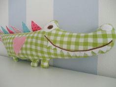 Krokodil von Pelipa auf DaWanda.com | Crocodile #alligator