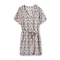 Fossil Taylor Woven V-Neck Dress| FOSSIL® Clothing