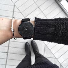 "Teresa Vu on Instagram: ""Some @clusewatches perfection """