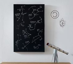 Constellation Art #pbkids