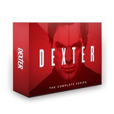 Dexter: The Complete Box Set (33 Discs)