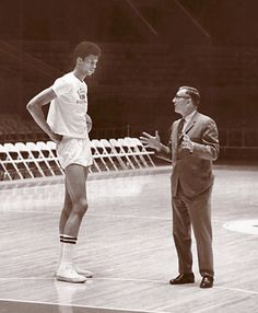 """Former UCLA men's basketball coach John Wooden's Pyramid of Success is his careful selection and arrangement of the habits that are the fundamentals of his definition of success, which is """"peace of mind that is a direct result of self-satisfaction. Pyramid Of Success, Coach Wooden, Ucla Basketball, College Hoops, Kareem Abdul Jabbar, Ucla Bruins, School Football, Sports Figures, Sports Illustrated"""