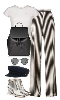"""Untitled #3661"" by theaverageauburn on Polyvore featuring Etro, Marc Jacobs and Ray-Ban"