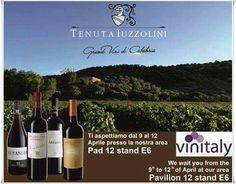 Il #Vinitaly è alle porte... Visitate i vari padiglioni per scopri i vini più buoni della #calabria .  Sul nostro sito calagusto.com troverete tutti i vini della Tenuta Iuzzolini (anche in #offerta). Cosa aspettate?!   ##vini #verona #vinitaly2018 #italia #wine #producers #winelovers