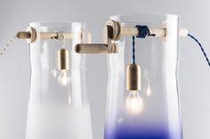 Well lighting collection by MEJD Studio | urdesign magazine